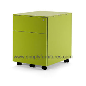 Mobile Filing Cabinet--Side Pull Handle (T2-SMP03)