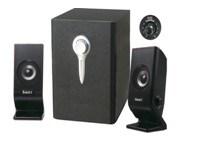Expert Supplier of 2.1 Portable Stereo Speaker (T2800)