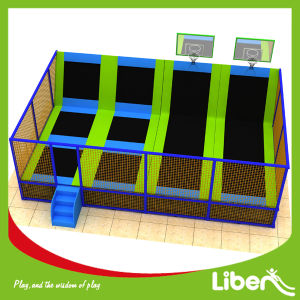 Fashion Commercial Indoor Cheap Trampoline for Adult and Kids pictures & photos