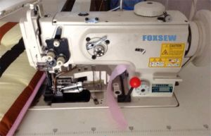 Single Needle Walking Foot Heavy Duty Sewing Machine. pictures & photos