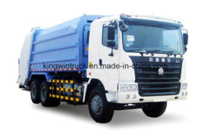 Sinotruk HOWO Brand Compactor Garbage Truck 6m3, 8m3, 10m3 pictures & photos