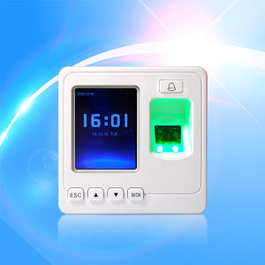 2.4 Inch Color Screen Fingerprint Access Control System with Time Attendance (F02) pictures & photos