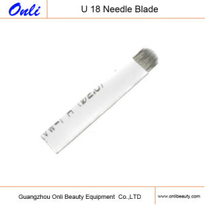 Flex U 18 Blades Microblading Needles Blades Tattoo Blades pictures & photos