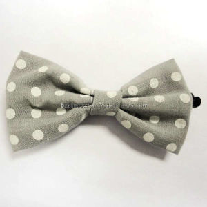 DOT Printings Bow Fashion Ladies Hair Clips pictures & photos