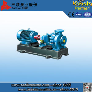 Ih Series Horizontal End Suction Stainless Steel Chemical Pump