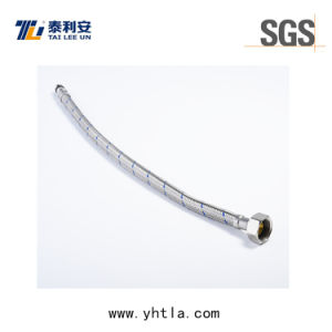 Flexible Pipe Wire Braided Connectors Hose (L1002-B) pictures & photos