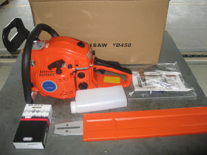 Gasoline Chain Saw with 45cc (YD450) pictures & photos