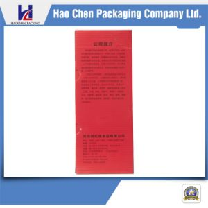 Corrugated Carton for Package with Window and Handle pictures & photos