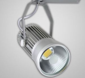 20/30W LED Track Light high lumens AC85-265V NW/WW/CW