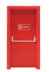 Steel Fire/ Fire Proof Door with UL Certified pictures & photos