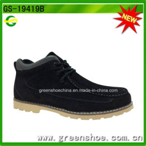 Best Selling Suede Leather Casual Shoes for Men pictures & photos