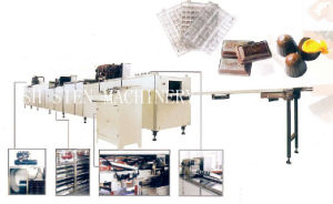 Chocolate Bar Production Line (SE) pictures & photos