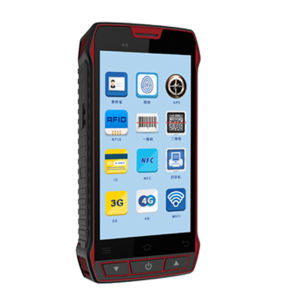 5 Inch Android 4.3 Quad Core 3G Rugged IP65 Nfc Smart Mobile Phone with 2D Barcode Scanner, UHF RFID Reader, WiFi, Bluetooth, GPS (CFON640) pictures & photos