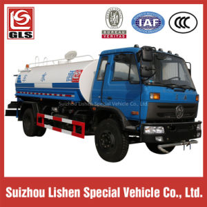 Water Truck of 9000L with 2 Axles pictures & photos