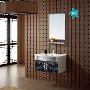Modern Furniture Bathroom Vanity (T-9452) pictures & photos