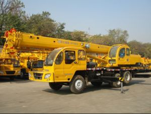 16 Tons Construction Truck Crane (QY16B. 5) pictures & photos