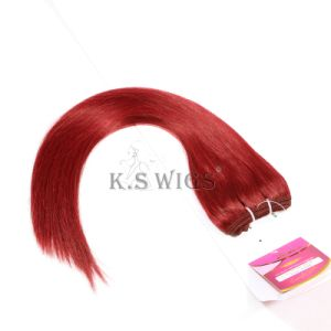 European Human Remy Hair Extension pictures & photos