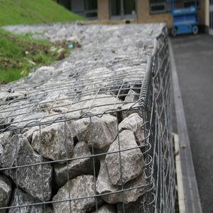 Galvanized Welded Stone Gabion Basket pictures & photos