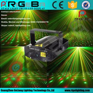 Wholesale Mini Laser LED Effect Disco KTV Party Stage Light pictures & photos
