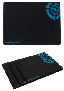 Non-Slip Rubber Base Mousepad with Smooth Textile Surface pictures & photos
