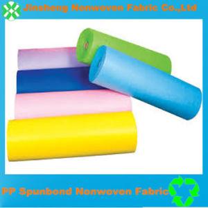 High Quality Colorful PP Spunbond Nonwoven Fabric (20cm-320cm)