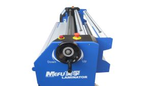 MEFU MF1700M5 Warm Roll Cold Laminator for Manual Lamination pictures & photos