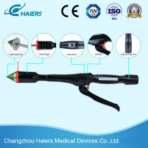 Disposable Surgical Hemorrhoids Stapler for Piles pictures & photos