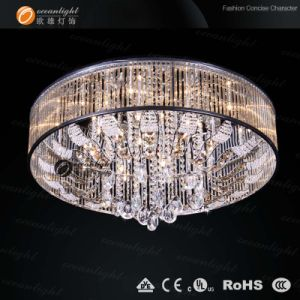 K9 Crystal Ceiling Lamp Om8915-80 pictures & photos