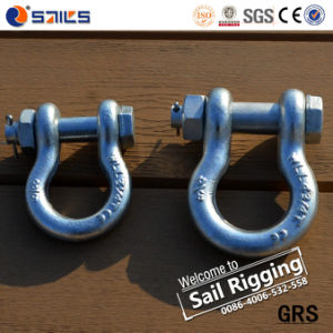 Hot DIP Galvanized Factory Us Shackle G2130 pictures & photos