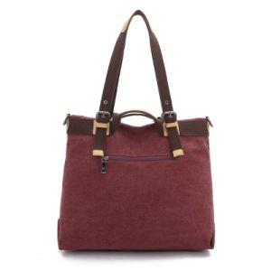 Bag Manufacturer, Fashion Girls Ladies Canvas Bag pictures & photos