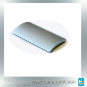Arc Shape Permanent Neodymium Magnet
