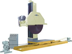 Single Jib Stone Cutting Machine (ZDQ-1800) pictures & photos