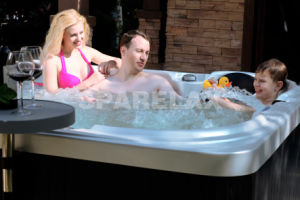 Chinese Hot Tub Outdoor Jacuzzi for 6 Person (S601) pictures & photos