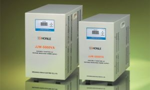 Jjw Series Precision Purifying Single Phase AC Regulator pictures & photos