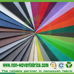 100% PP Spunbonded Nonwoven Fabric pictures & photos