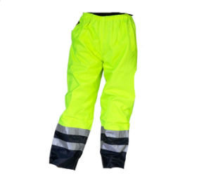 Combat Color New Safety Reflective Road Building Work Cargo Pants pictures & photos