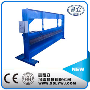 4m Hydraulic Automatic Steel Sheet Bending Machine pictures & photos