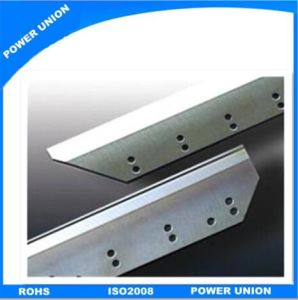 Customized D2 Tool Steel Blades for Cutting Plastic pictures & photos