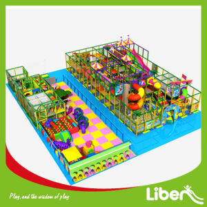 Customized Design Children Indoor Soft Play Areas for UK pictures & photos