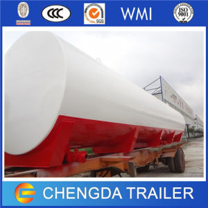 Carbon Steel Stainless Milk Fuel Oil Storage Tank for Sale pictures & photos