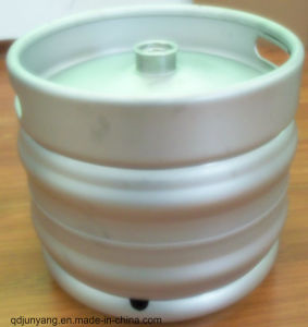 SUS304 Stainless Steel Beer Keg pictures & photos