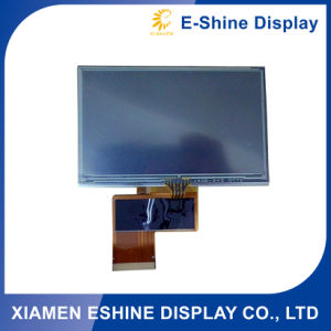 Custom/Large/ Small size 7 inch TFT LCD display without capacitive touch screen pictures & photos