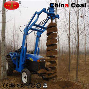 Electric Poles Digging Machine pictures & photos