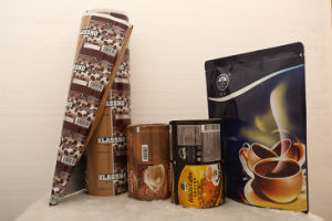 Plastic Aluminum Good Quality Metalized Packaging Food Film for Coffee pictures & photos
