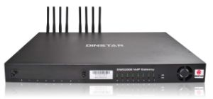 GSM VoIP Gateway with Rj11 and 8 SIM Cards (DWG2000-8G) pictures & photos