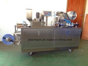 Dpp-88A Automatic Alu PVC Blister Packing Machine for Tablet, Liquid pictures & photos