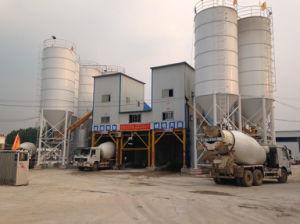 Concrete Mixing Plant Sicoma Mixer Shaker (WAM) Sensor Mettler Toledo pictures & photos