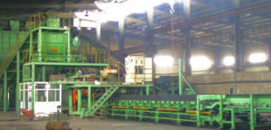 Grinding Ball Casting Line pictures & photos