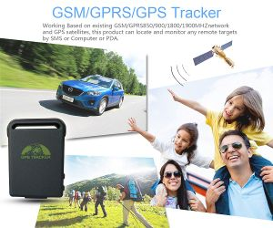 Durable Car Personal GPS Tracking Device with Sos USB Charging pictures & photos