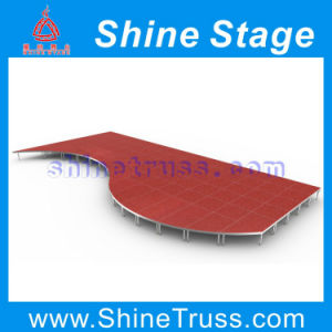 Aluminum Fashional Stage Modular Stage pictures & photos